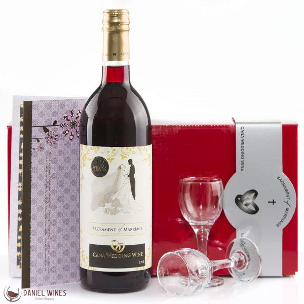 wedding wine of cana
