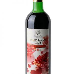 pomegranate sweet wine