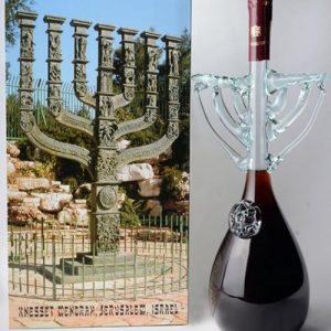 menorah wine
