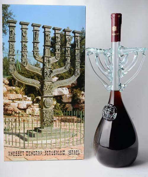 menorah wine