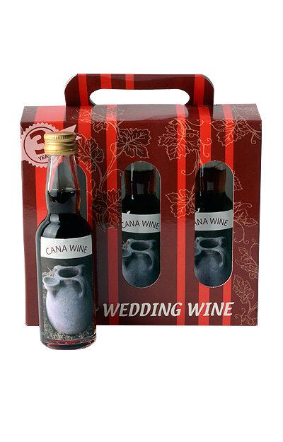 cana wedding wine 3 years