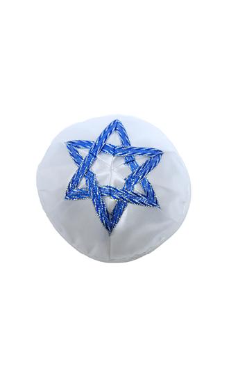 Kipa Star Of David