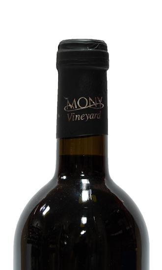 CABERNET SAUVIGENON  & MERLOT semi dry wine