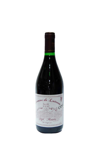 Latron Dry Red Wine
