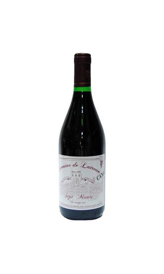 Latron Dry Red Wine