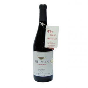 HERMON DRY RED WINE