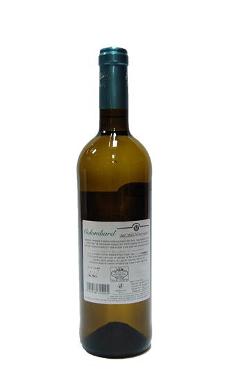 Colombard dry white wine