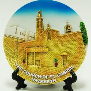 THE CHURCH OF ST. GABRIEL - NAZARETH