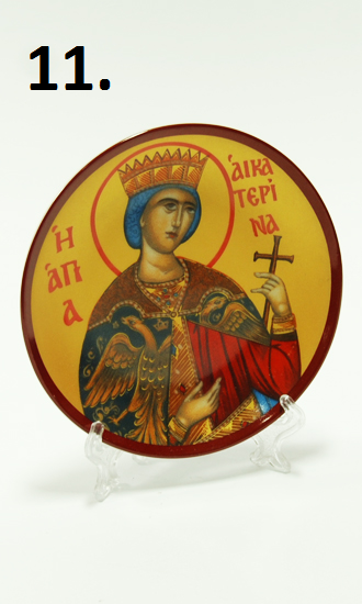 souvenirs plate