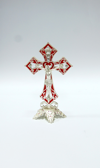 Gold / Silver Plated Cross
