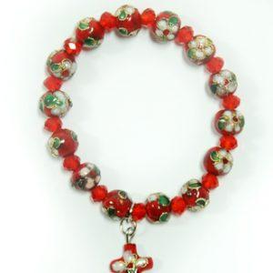 Bracelet - Dark Red