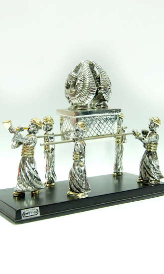 Ark of the Covenant - Silver - Big Size