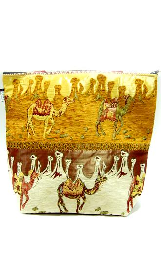 Jerusalem Camel Bag