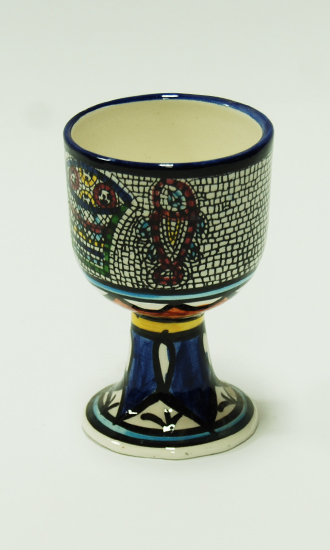 Loaves and fishes Tabgha Chalices