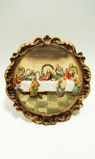The Last Supper Plate