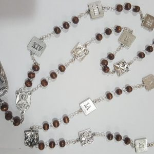 fourteenth station rosary