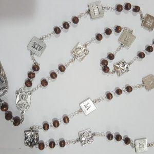 fourteenth station rosary