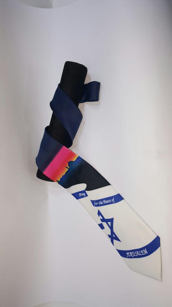 israel tie