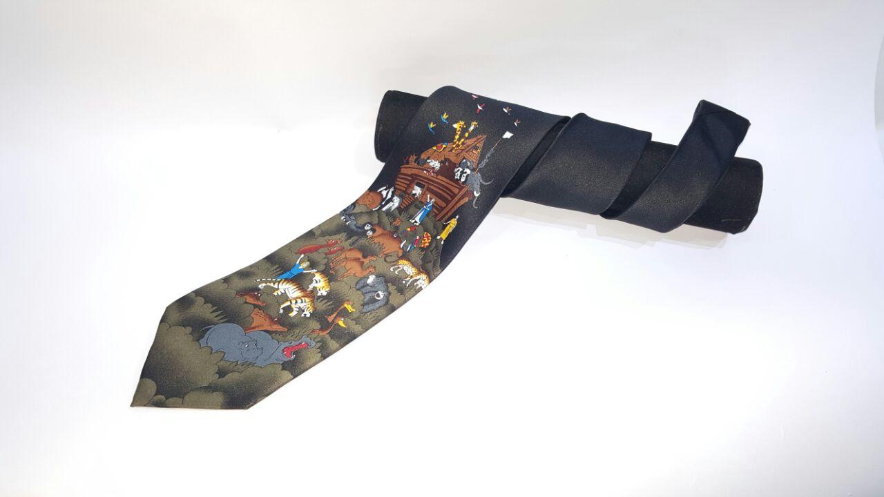 noah ark tie