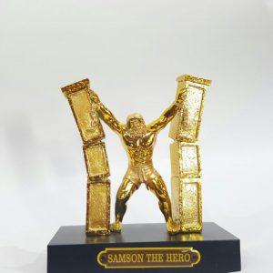 samson the hero