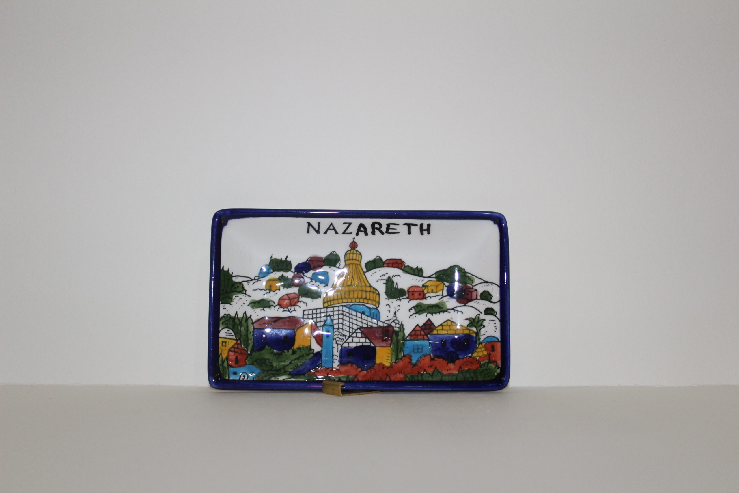 NAZARETH PLATE