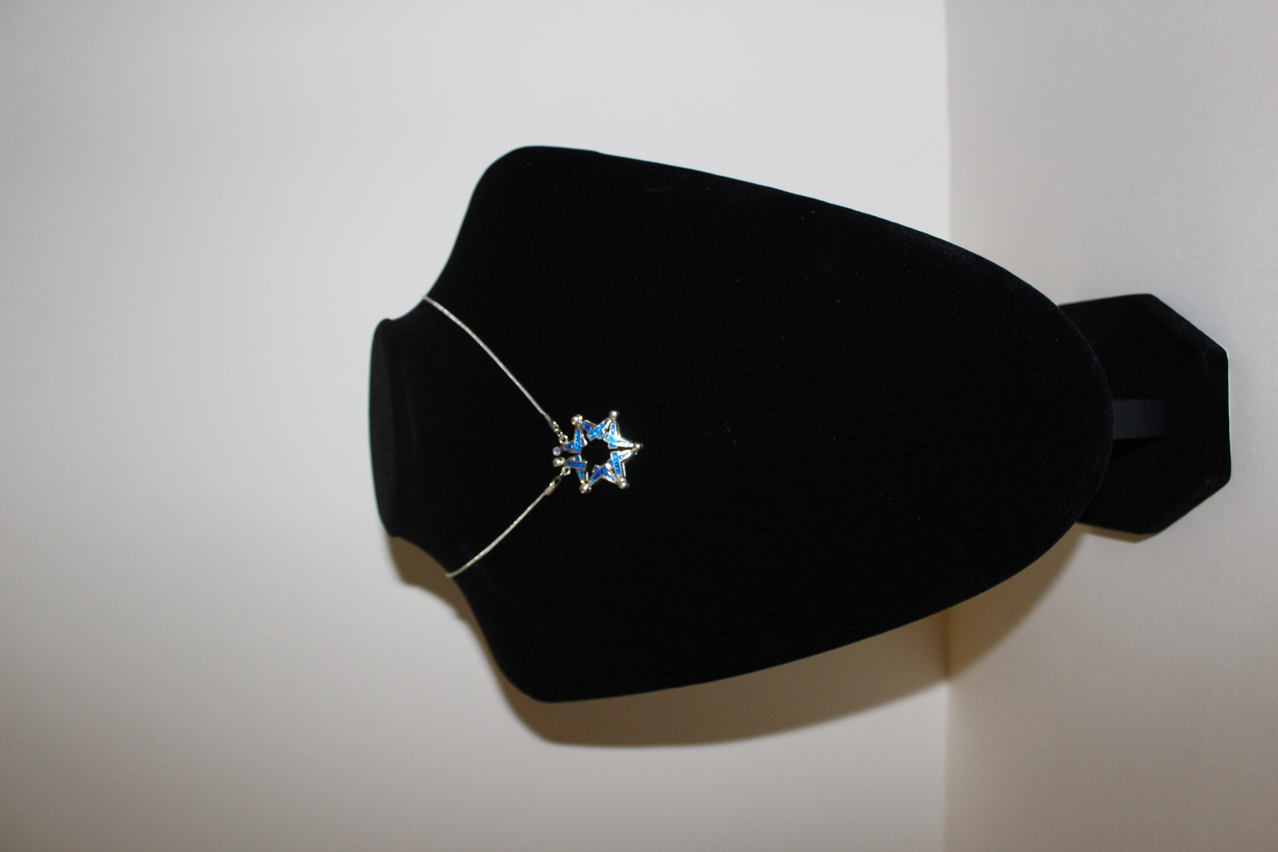 david star- blue