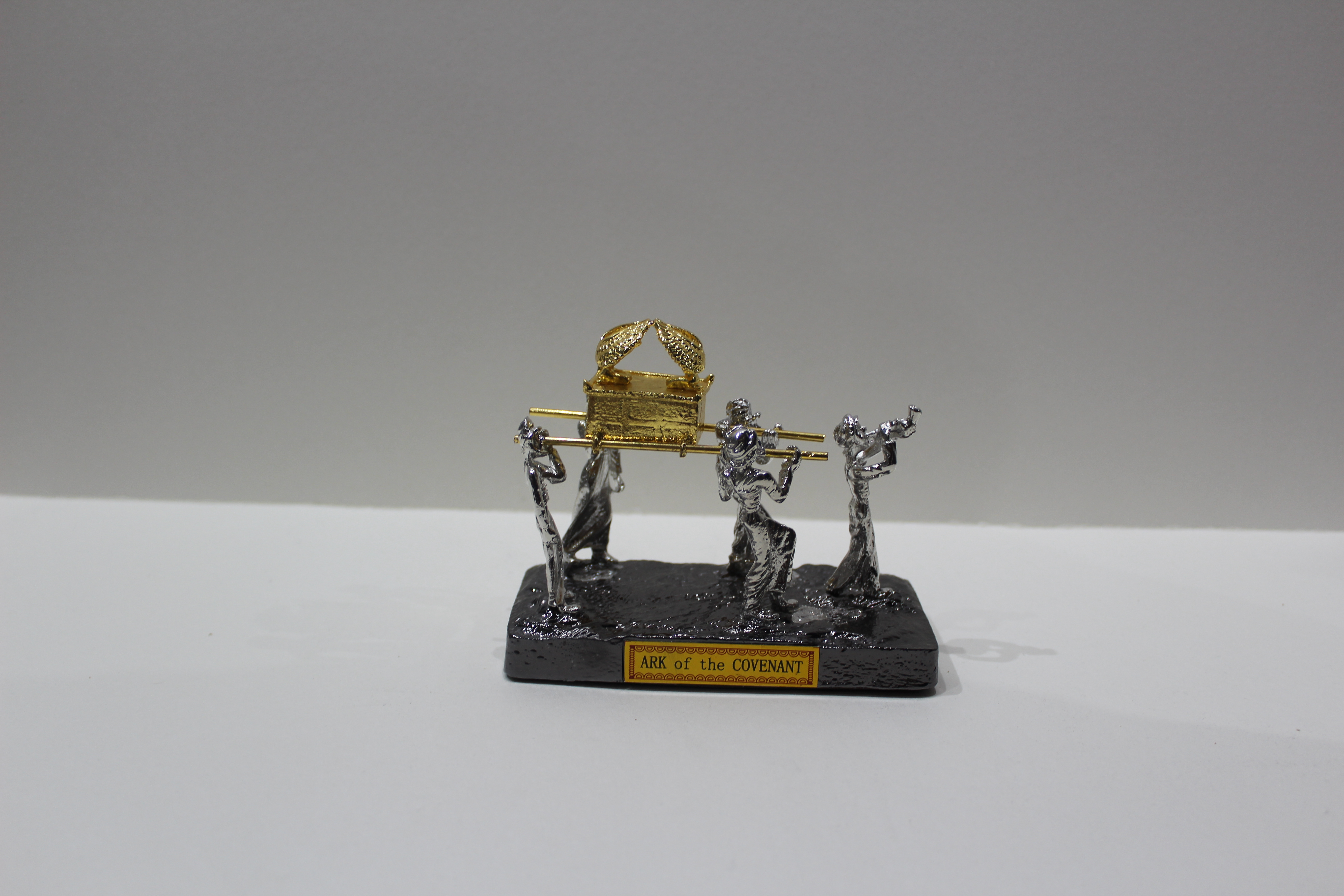 ARK OF THE COVENANT- SILVER