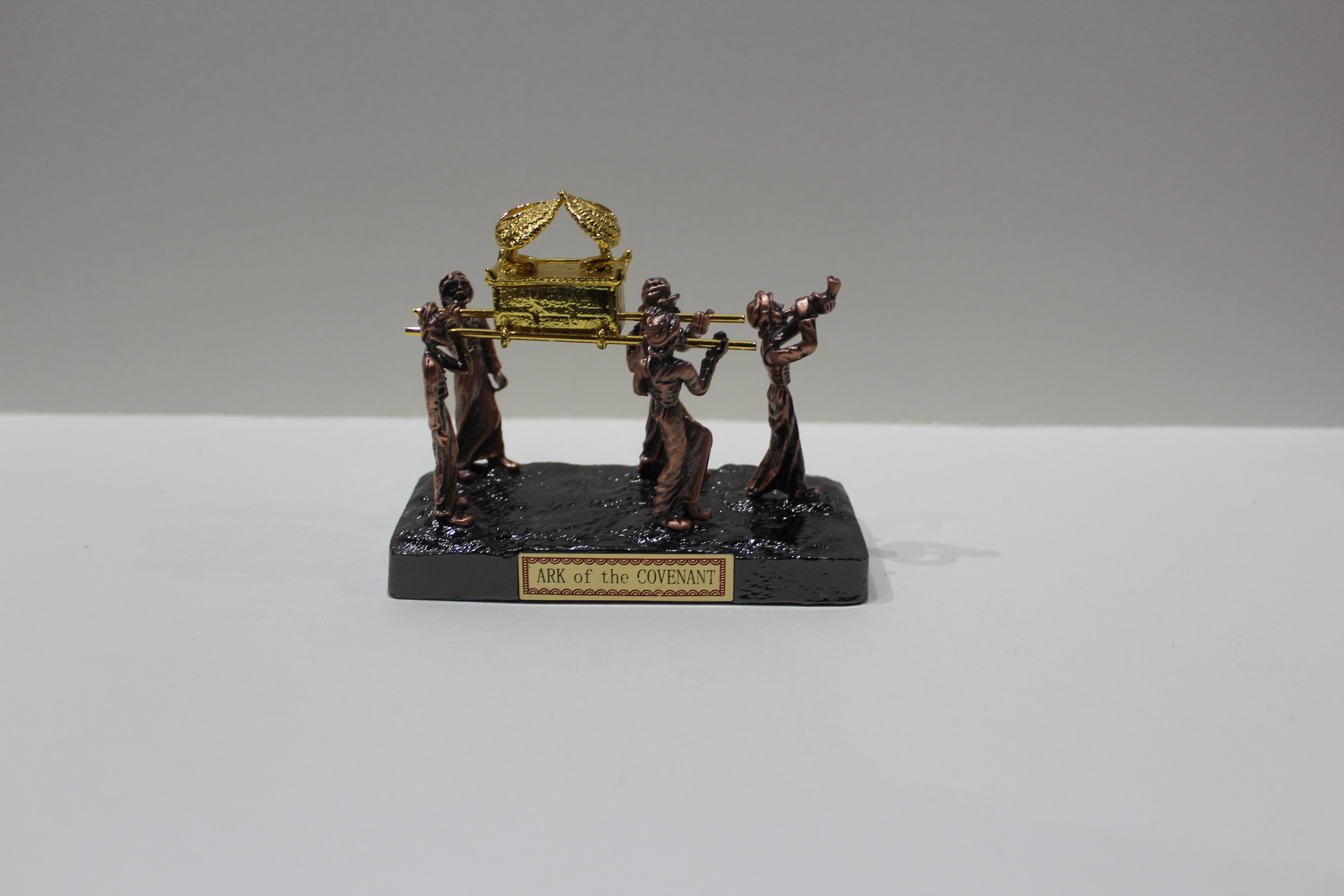 ARK OF THE COVENANT- BRONZE
