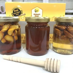 honey from the holy land