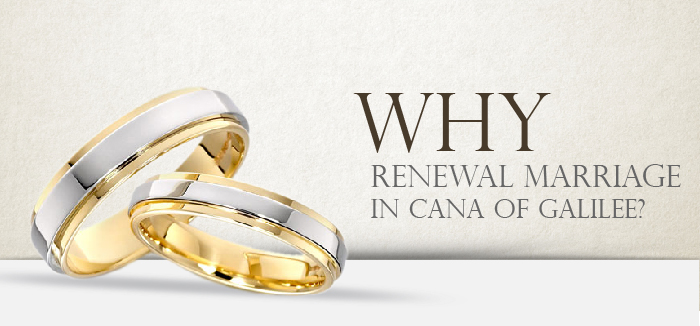 Why marriage renewal?