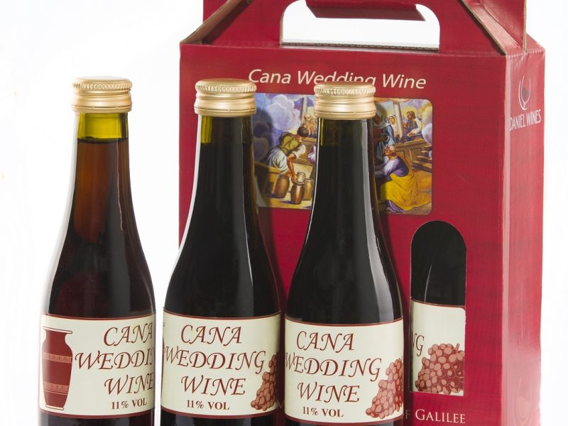 cana wedding wine